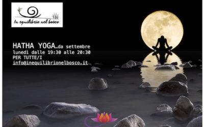 Corso di Hatha yoga