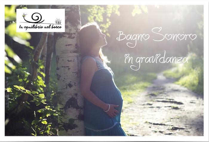 Ritrova l armonia del suono bagno sonoro in gravidanza ma non solo in equilibrio nel bosco - Bagno in gravidanza ...