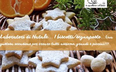 Prepariamoci al Natale…Biscotti/segnaposti