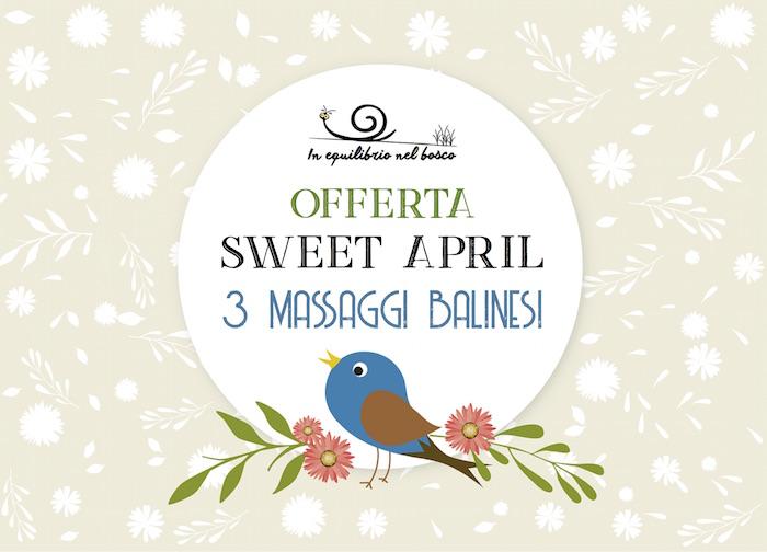 Offerta Sweet April